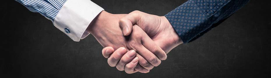 Unternehmensnachfolge - Nutzen Sie unser Netzwerk aus kompetenten Partnern.