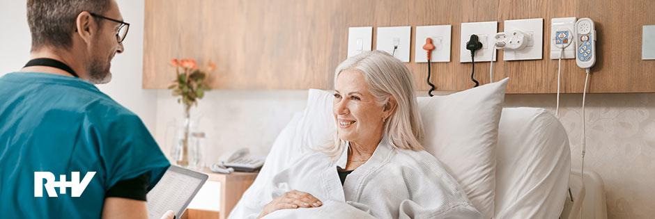 Mit der privaten Kranken-Zusatzversicherung wird Ihnen die beste ärztliche Versorgung zuteil